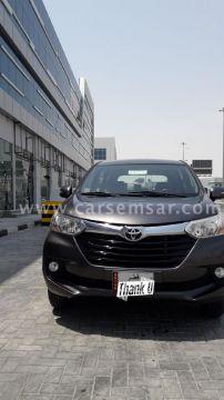 2017 Toyota Avanza 1.5 TX