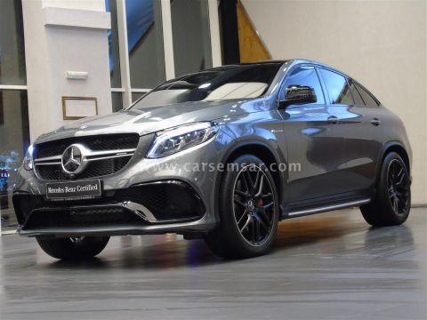 2019 Mercedes-Benz GLE 63S