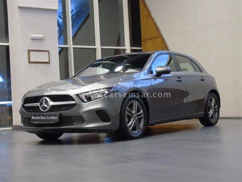 2019 Mercedes-Benz A-Class A 200