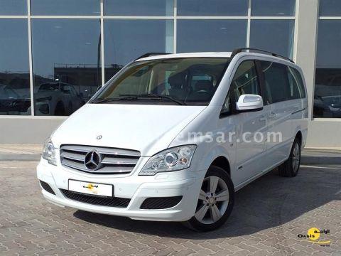 2015 Mercedes-Benz Viano 3.5 Trend