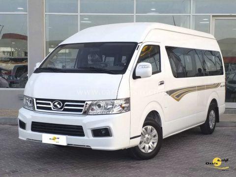 2020 Foton Bus AUV
