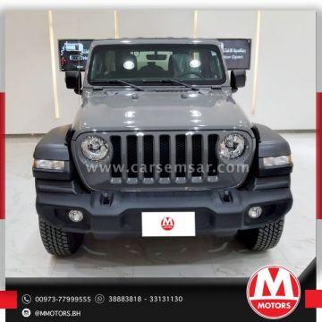 2020 Jeep Wrangler 3.6 Sahara