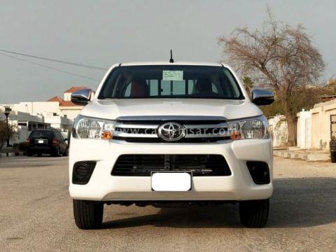 2020 Toyota Hilux 2.7 SR5