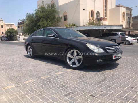 2007 Mercedes-Benz CLS-Class CLS 350