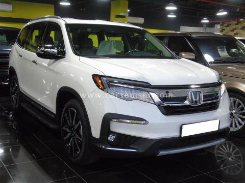 2020 Honda Pilot Touring 4WD Automatic