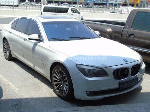 2009 BMW 7-Series 730Li