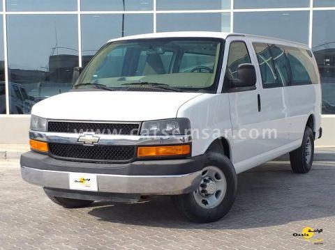 2016 Chevrolet Express Cargo Van G2500