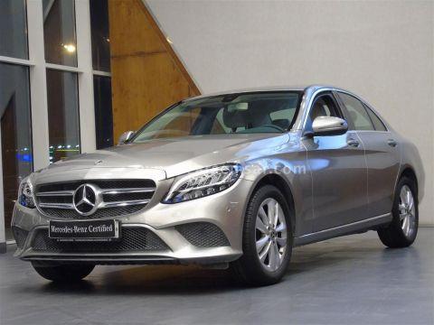 2020 Mercedes-Benz C-Class C 180