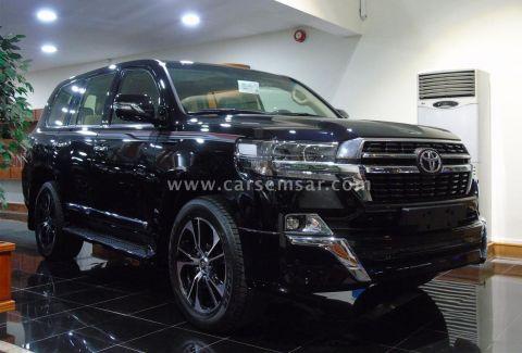 2021 Toyota Land Cruiser GXR Grand Touring