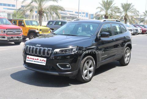 2020 Jeep Cherokee 3.7 Limited