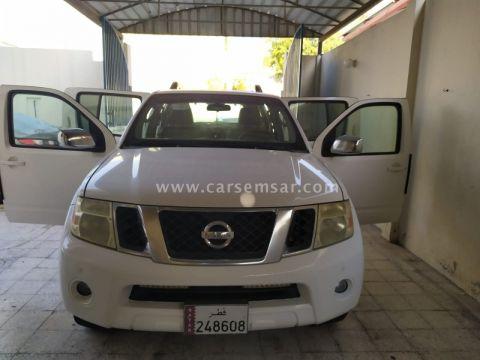 2008 Nissan Pathfinder S 4x4