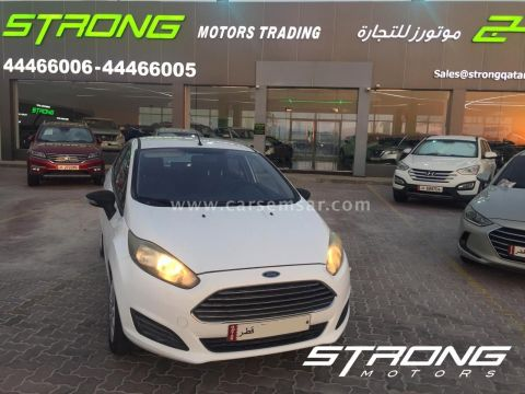 2014 Ford Fiesta 1.3