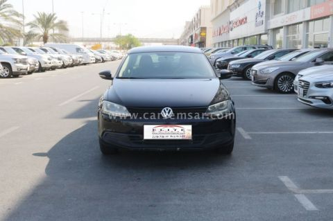 2014 Volkswagen Jetta 1.6