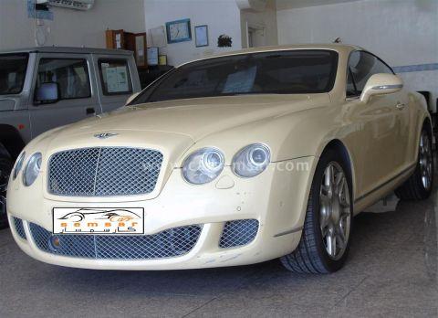 2010 بينتلي كونتيننتال GT