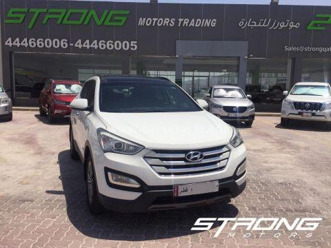 2015 Hyundai Santa Fe 2.4