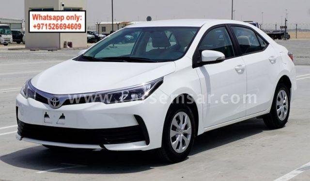 2019 Toyota Corolla 2.0 D Sedan