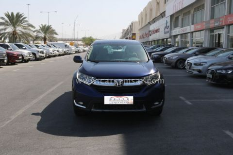 2018 Honda CR-V 2.4