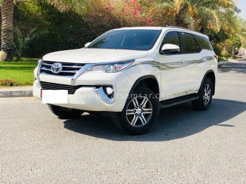 2020 Toyota Fortuner 4.0 V6