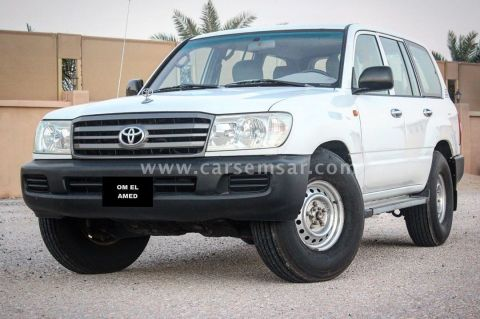 2006 Toyota Land Cruiser G