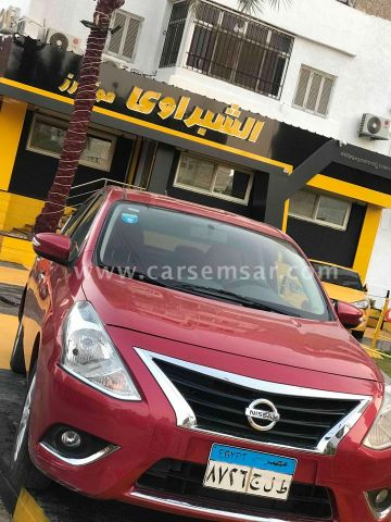 2020 Nissan Sunny 1.3 for sale in Egypt - New and used ...