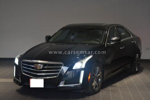 2015 Cadillac CTS TURBO