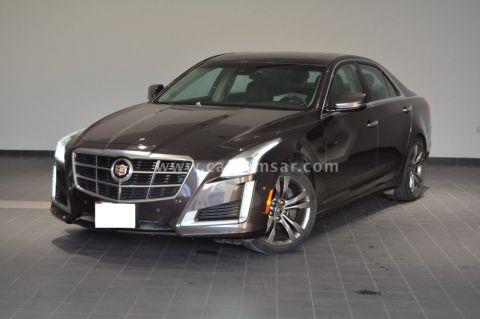 2014 Cadillac CTS TURBO