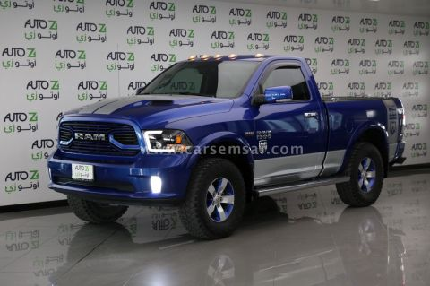 2017 Dodge Ram Limited