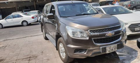 2015 Chevrolet TrailBlazer LT