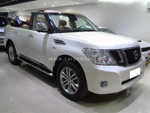 2013 Nissan Patrol LE Convertible