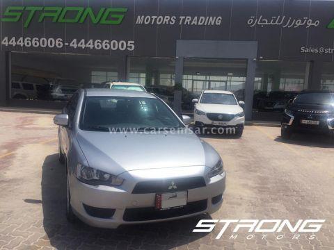 Mitsubishi Lancer Qatar Mitsubishi Lancer Models Prices And Photos Carsemsar
