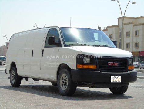 2016 GMC Savana Cargo Van G2500