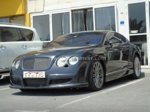 2005 بينتلي كونتيننتال GT