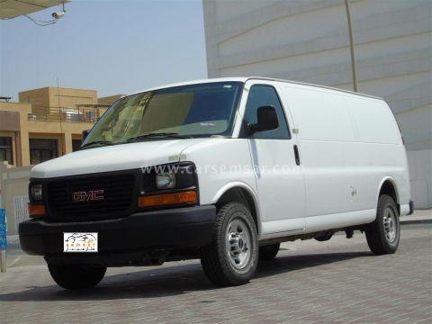 2016 جي ام سي Savana Cargo Van G2500