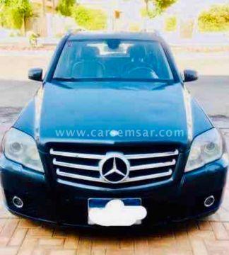 2010 Mercedes-Benz GLK-Class GLk 300
