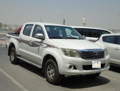 2014 Toyota Hilux 2.7 VVTi 4x4 SR5