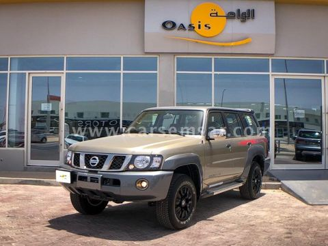 2019 Nissan Patrol Super Safari