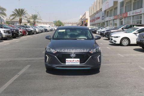 2019 Hyundai Inoniq Hybrid