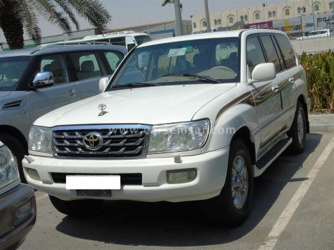 2007 Toyota Land Cruiser GXR