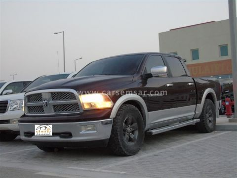 2012 Dodge Ram 1500 Quad Cab 4x4 Laramie