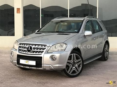2009 Mercedes-Benz ML-Class ML 63 AMG