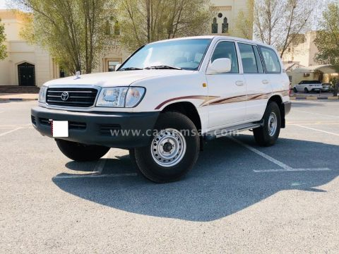2001 Toyota Land Cruiser GX