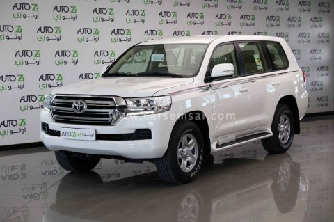 2021 Toyota Land Cruiser GXR