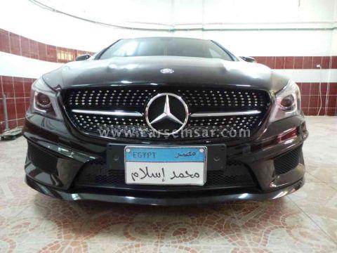 2015 Mercedes-Benz CLA-Class CLA 200