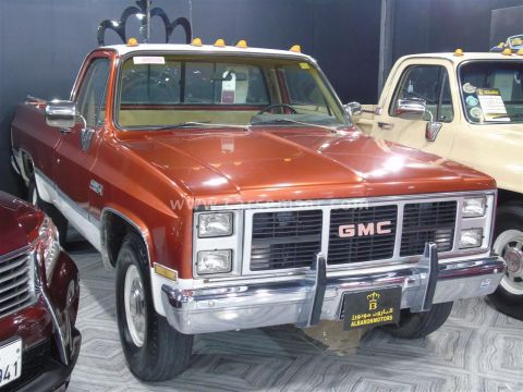 1984 GMC Sierra Classic 2500