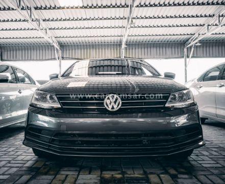 2017 Volkswagen Jetta 1.6