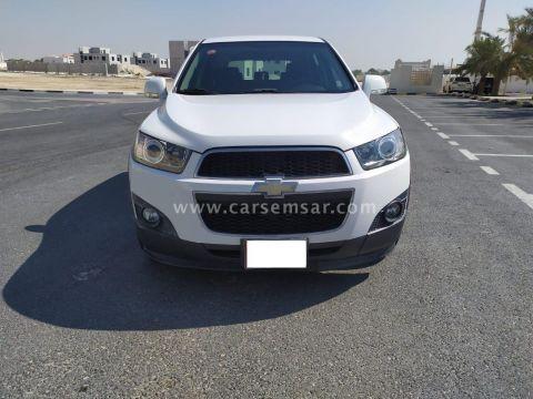 2011 Chevrolet Captiva LS