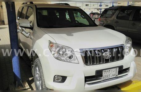 2014 Toyota Prado TXL V6
