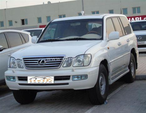 2007 لكزس ال اكس 470