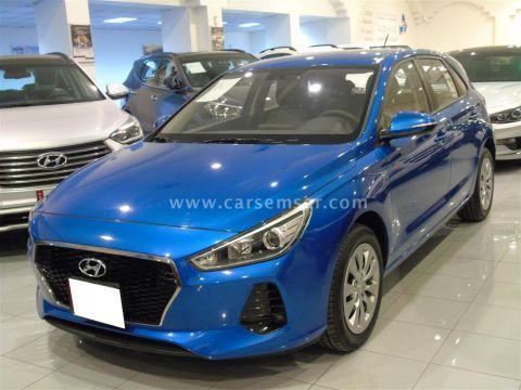 2018 Hyundai I30 1.6