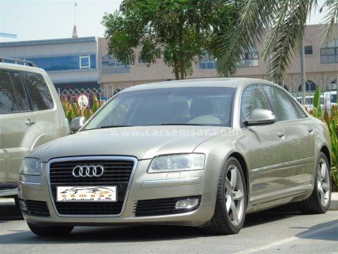 2009 أودي A8 3.2 FSi